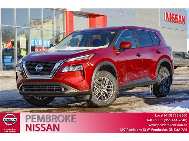 2021 Nissan Rogue S (Stk: 21159) in Pembroke - Image 1 of 29