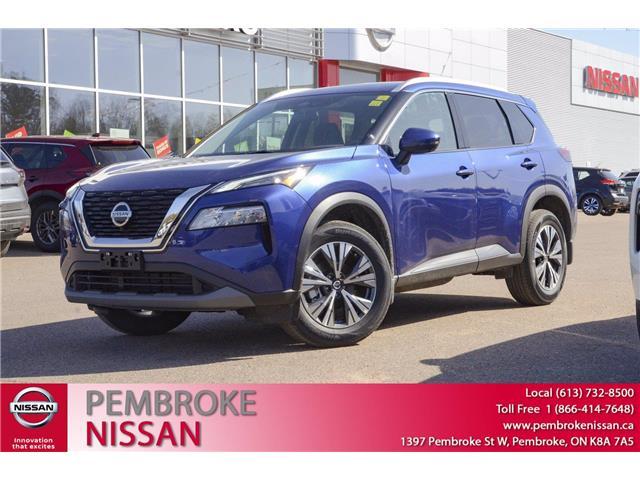 2021 Nissan Rogue SV (Stk: 21163) in Pembroke - Image 1 of 30
