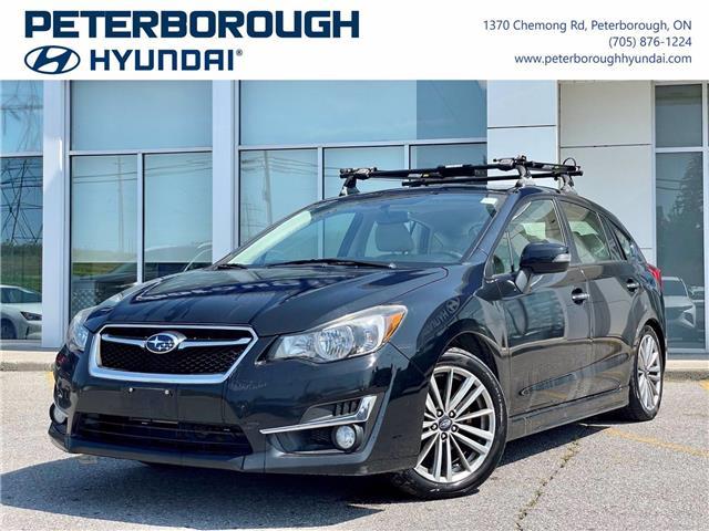 2015 Subaru Impreza 2.0i Limited Package (Stk: HP0192) in Peterborough - Image 1 of 30