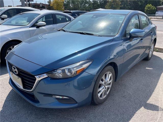 2017 Mazda Mazda3 GS (Stk: P3866) in Toronto - Image 1 of 18
