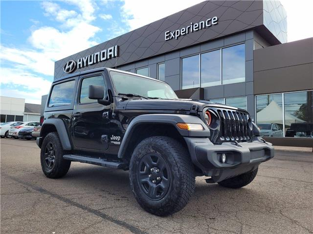2018 Jeep Wrangler Sport (Stk: N1508A) in Charlottetown - Image 1 of 28