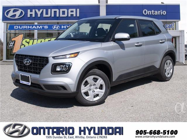 2021 Hyundai Venue ESSENTIAL (Stk: 128095) in Whitby - Image 1 of 22