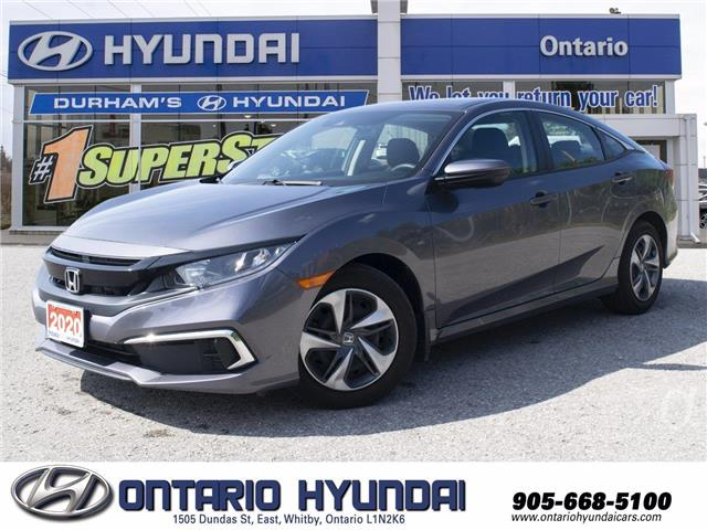 2020 Honda Civic LX (Stk: 05203A) in Whitby - Image 1 of 20