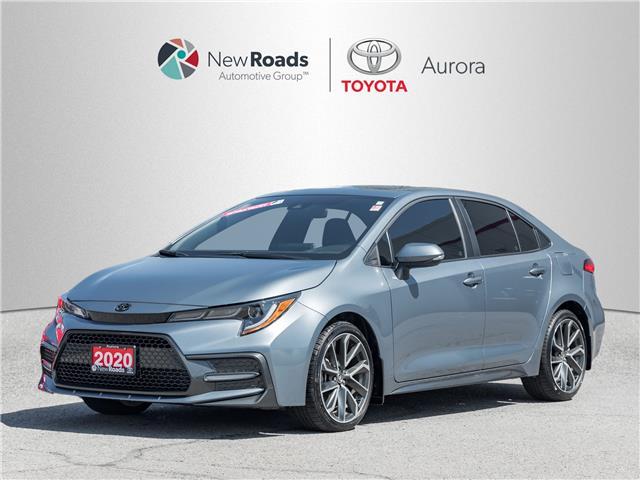 2020 Toyota Corolla  (Stk: 6926) in Aurora - Image 1 of 21