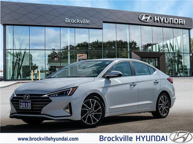 2019 Hyundai Elantra Luxury (Stk: R22066A) in Brockville - Image 1 of 30