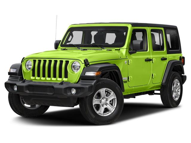2021 Jeep Wrangler Unlimited Sport (Stk: 21530) in Mississauga - Image 1 of 9