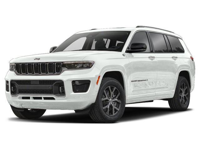 2021 Jeep Grand Cherokee L Laredo (Stk: 21542) in Mississauga - Image 1 of 2