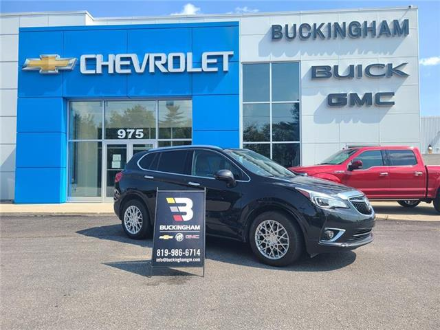 2019 Buick Envision Essence (Stk: 21322A) in Gatineau - Image 1 of 18