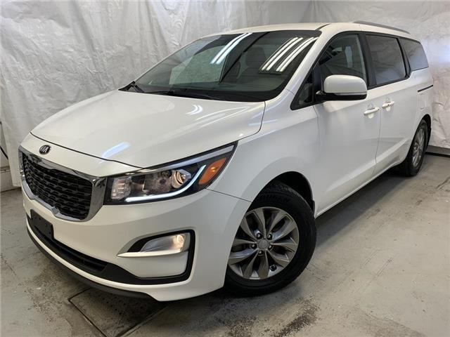2019 Kia Sedona LX Pneus d'hiver - Freins neufs 4 roues! (Stk: E3852A) in Salaberry-de-Valleyfield - Image 1 of 24