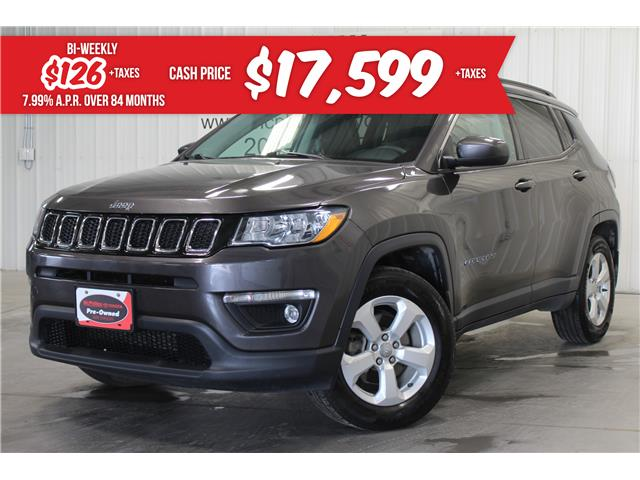 2017 Jeep Compass North (Stk: 5943756A) in Winnipeg - Image 1 of 28