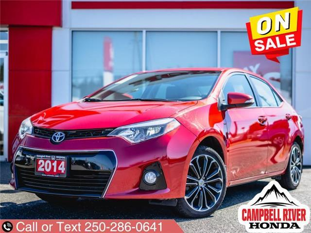 2014 Toyota Corolla  (Stk: UC211894) in Campbell River - Image 1 of 21