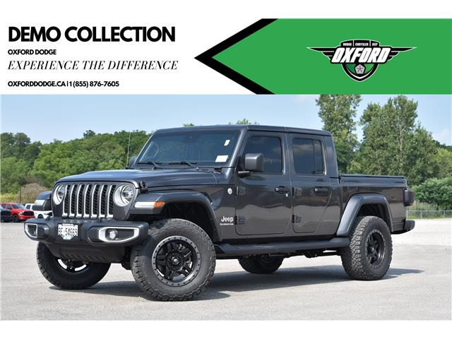 2021 Jeep Gladiator Overland (Stk: 21636D) in London - Image 1 of 21