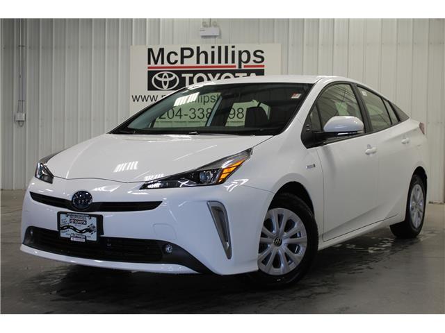 2022 Toyota Prius Base (Stk: 3032102) in Winnipeg - Image 1 of 22