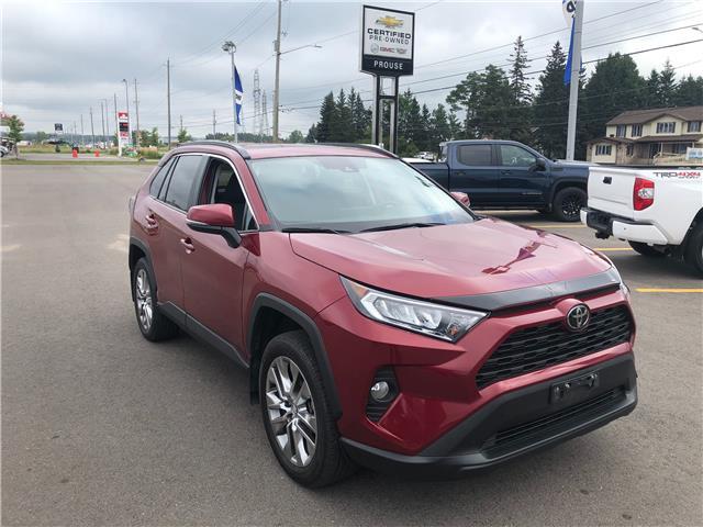 2020 Toyota RAV4 XLE 2T3R1RFV8LC069192 2913-21A in Sault Ste. Marie