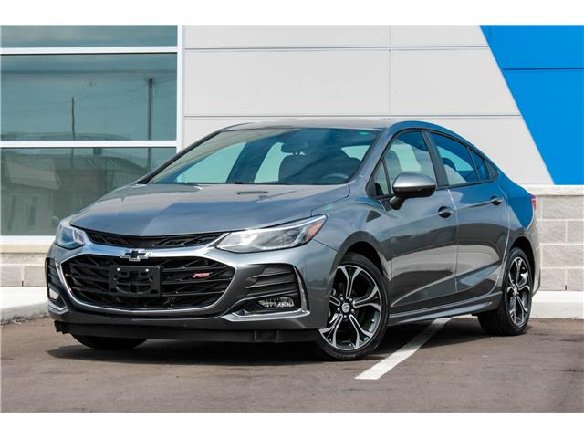 2019 Chevrolet Cruze LT (Stk: 143611) in Sarnia - Image 1 of 30
