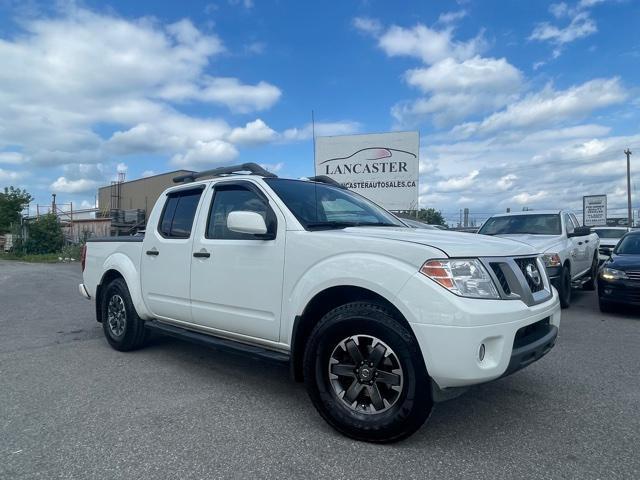 2018 Nissan Frontier PRO-4X (Stk: 21_218) in Ottawa - Image 1 of 25
