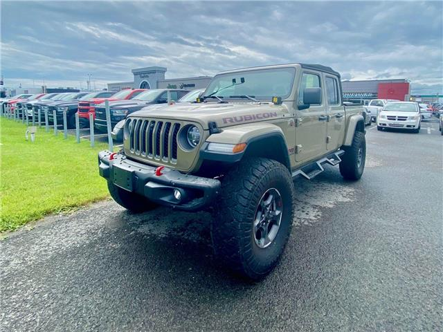 2020 Jeep Gladiator Rubicon (Stk: 1093) in Québec - Image 1 of 3