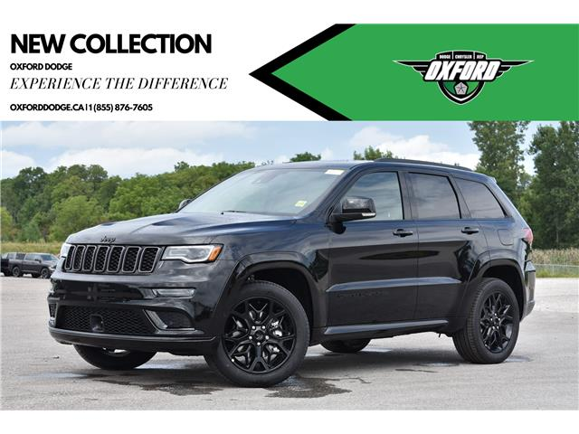 2021 Jeep Grand Cherokee Limited (Stk: 21715) in London - Image 1 of 20