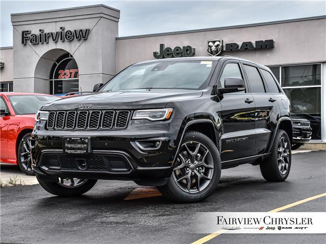 2021 Jeep Grand Cherokee Limited (Stk: MC569) in Burlington - Image 1 of 30