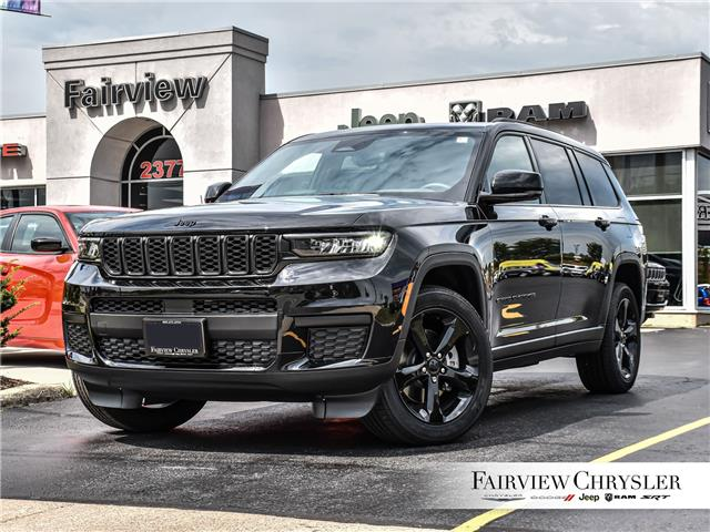 2021 Jeep Grand Cherokee L Laredo (Stk: MC507D) in Burlington - Image 1 of 32