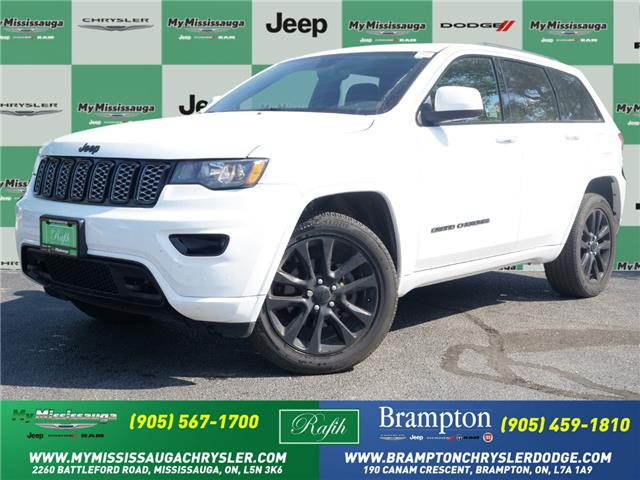 2018 Jeep Grand Cherokee Laredo (Stk: 21481A) in Mississauga - Image 1 of 24