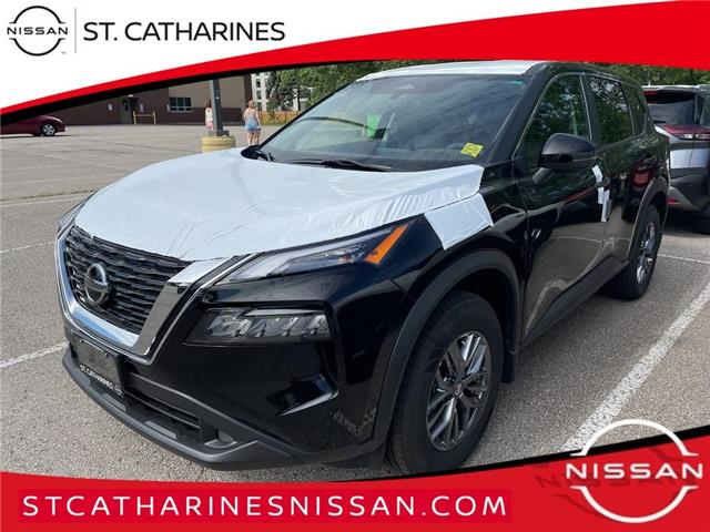 2021 Nissan Rogue S (Stk: RG21133) in St. Catharines - Image 1 of 5