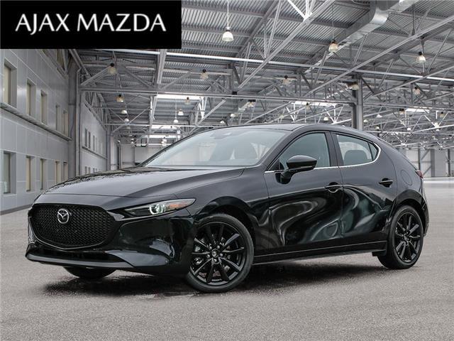 2021 Mazda Mazda3 Sport GT w/Turbo (Stk: 21-1644) in Ajax - Image 1 of 23