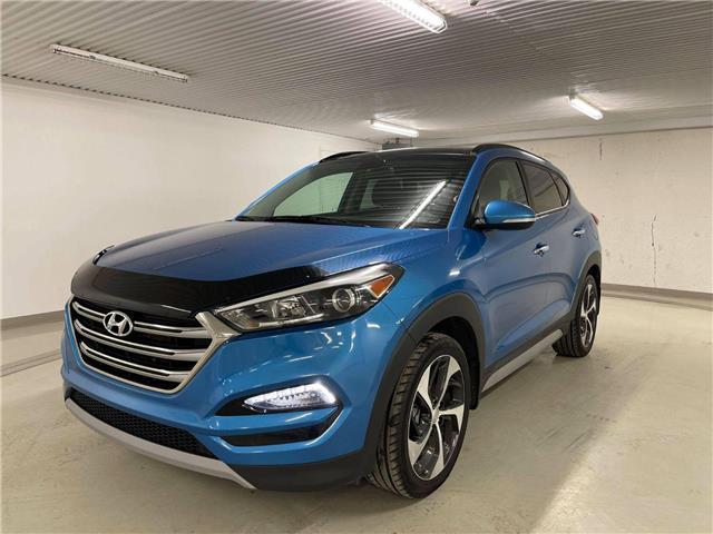 2017 Hyundai Tucson  (Stk: u0939A) in Mont-Joli - Image 1 of 12