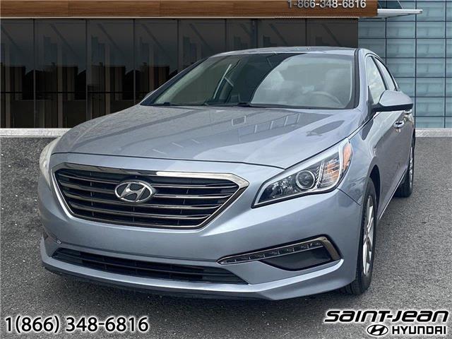 2017 Hyundai Sonata  (Stk: 4273A) in Saint-Jean-sur-Richelieu - Image 1 of 12