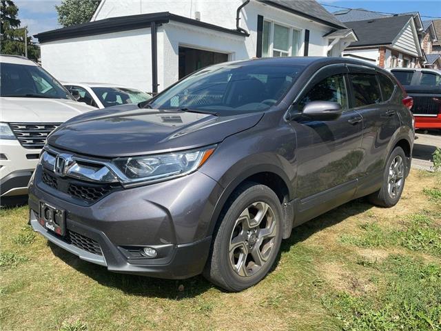 2018 Honda CR-V EX (Stk: p3867) in Toronto - Image 1 of 19