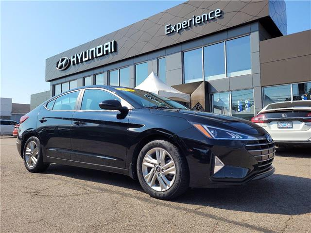 2019 Hyundai Elantra Preferred (Stk: U3840) in Charlottetown - Image 1 of 20
