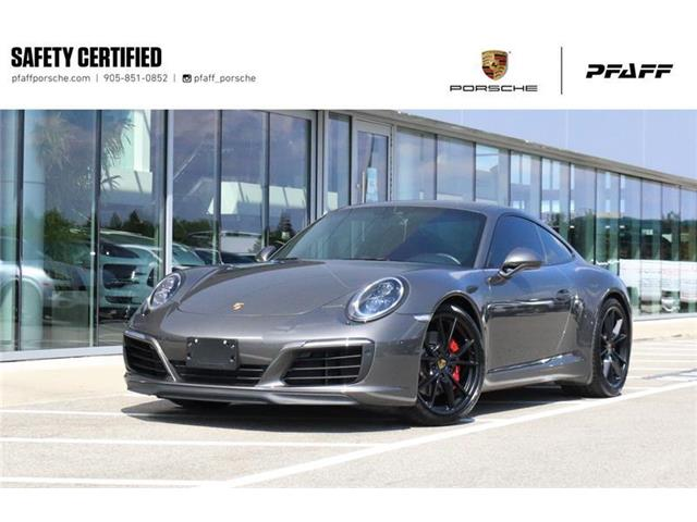 2017 Porsche 911 Carrera S Coupe (991) w/ PDK (Stk: U9931) in Vaughan - Image 1 of 30