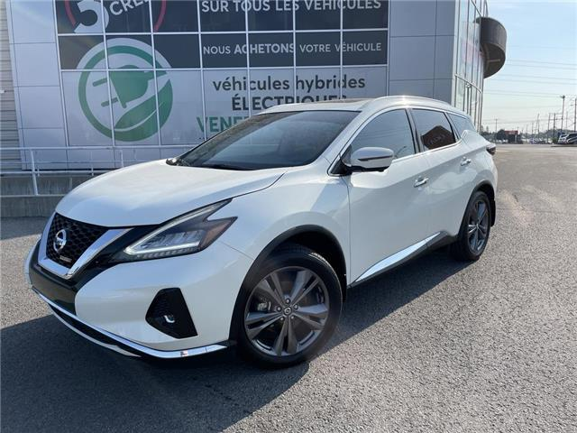2020 Nissan Murano Platinum (Stk: E3879) in Salaberry-de-Valleyfield - Image 1 of 22