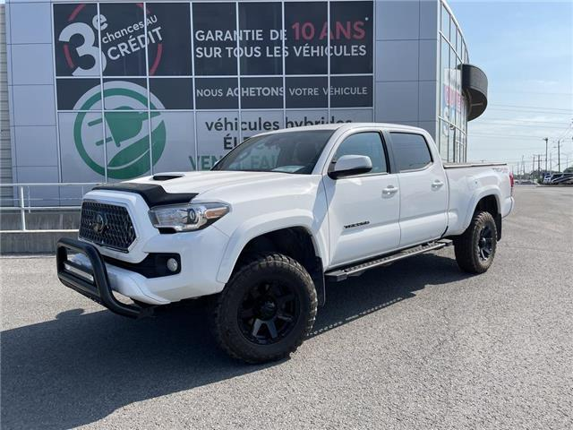 2019 Toyota Tacoma V6 SR5 Cuir - toit - look incroyable!! (Stk: E3894) in Salaberry-de-Valleyfield - Image 1 of 12