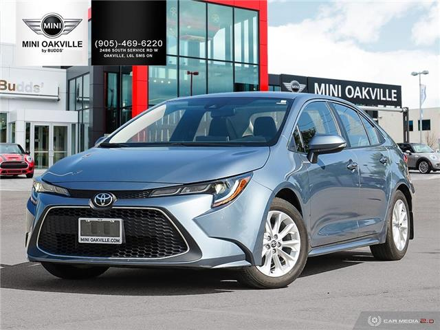 2020 Toyota Corolla XLE (Stk: DB8191A) in Oakville - Image 1 of 27
