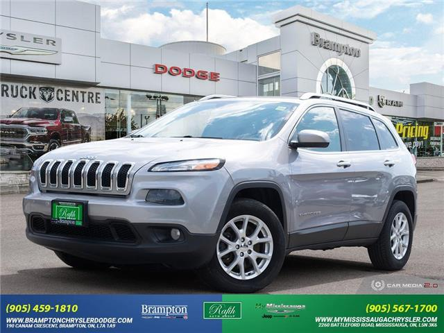 2014 Jeep Cherokee North (Stk: 21489A) in Brampton - Image 1 of 27