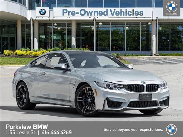 2015 BMW M4 Base (Stk: 56118A) in Toronto - Image 1 of 24