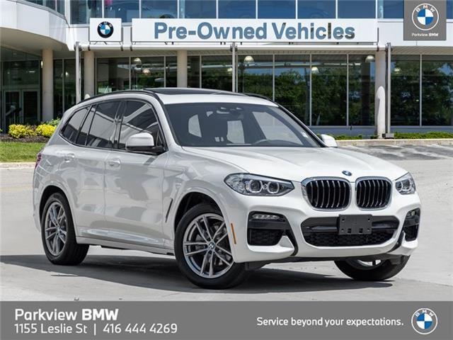 2020 BMW X3 xDrive30i (Stk: PP9963A) in Toronto - Image 1 of 22