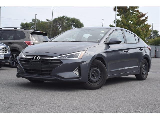 2020 Hyundai Elantra ESSENTIAL (Stk: 18-SM459A) in Ottawa - Image 1 of 23
