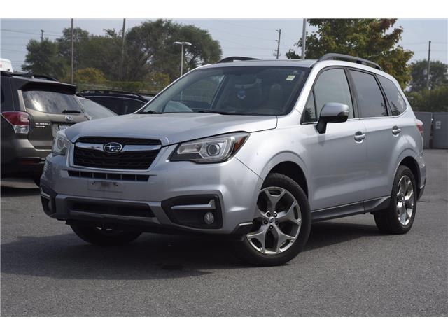 2017 Subaru Forester 2.5i Limited (Stk: 18-P2578) in Ottawa - Image 1 of 25