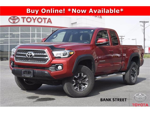 2017 Toyota Tacoma SR5 (Stk: 19-29473A) in Ottawa - Image 1 of 21