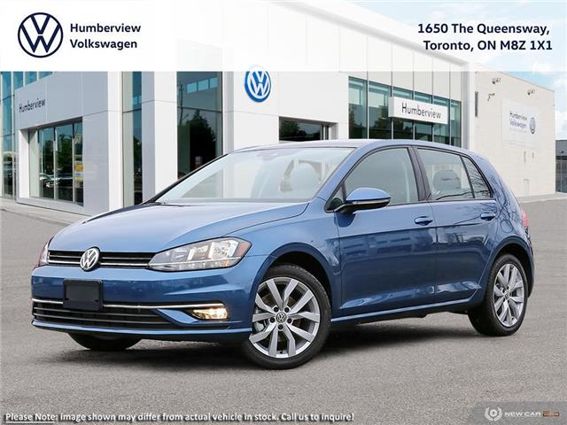 2021 Volkswagen Golf Highline (Stk: 98860) in Toronto - Image 1 of 23