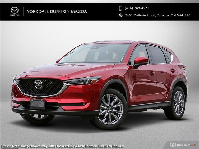 2021 Mazda CX-5 GT (Stk: 211353) in Toronto - Image 1 of 23