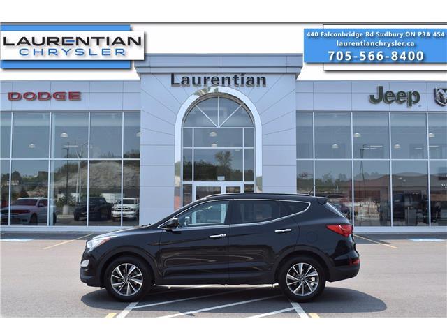 2016 Hyundai Santa Fe Sport  (Stk: 21189C) in Greater Sudbury - Image 1 of 20