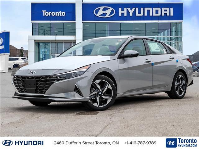 2021 Hyundai Elantra Ultimate (Stk: N23192) in Toronto - Image 1 of 29