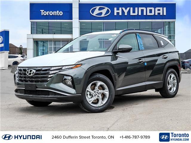 2022 Hyundai Tucson Preferred (Stk: N23293) in Toronto - Image 1 of 30