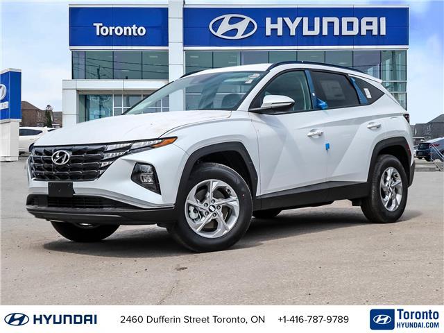 2022 Hyundai Tucson Preferred (Stk: N23354) in Toronto - Image 1 of 30