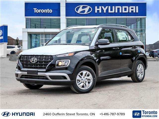 2021 Hyundai Venue Preferred (Stk: N23397) in Toronto - Image 1 of 30
