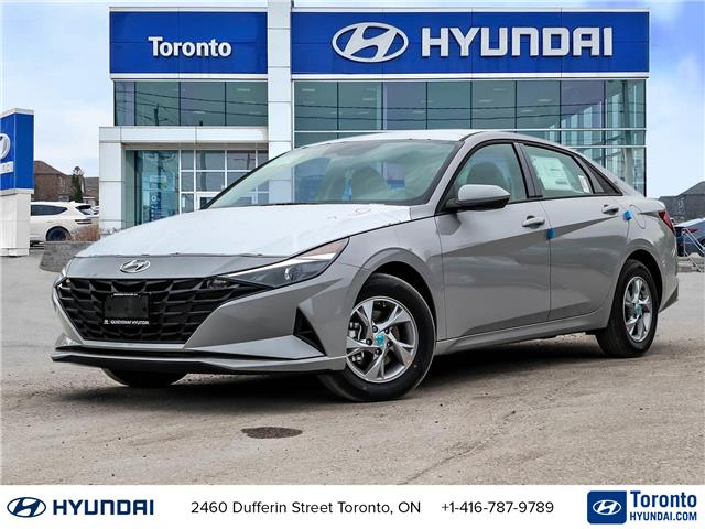 2021 Hyundai Elantra ESSENTIAL (Stk: N23381) in Toronto - Image 1 of 27