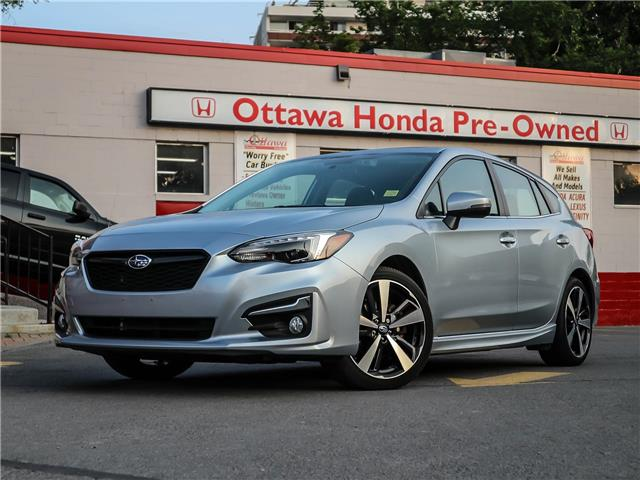 2019 Subaru Impreza Sport-tech (Stk: H92150) in Ottawa - Image 1 of 30